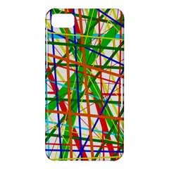 Colorful lines BlackBerry Z10