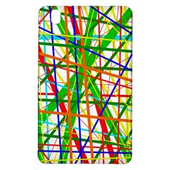 Colorful lines Samsung Galaxy Tab Pro 8.4 Hardshell Case