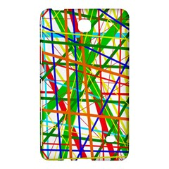 Colorful lines Samsung Galaxy Tab 4 (8 ) Hardshell Case