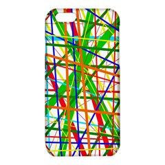 Colorful lines iPhone 6/6S TPU Case