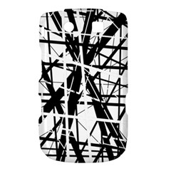 Black and white abstract design Torch 9800 9810