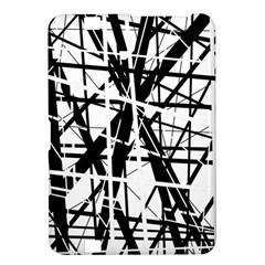 Black and white abstract design Kindle Fire HD 8.9
