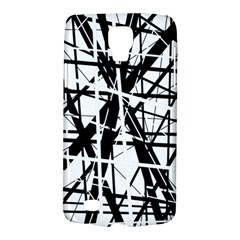 Black and white abstract design Galaxy S4 Active