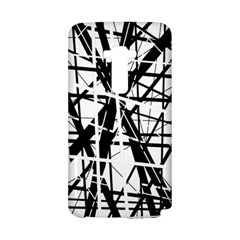 Black and white abstract design LG G Flex