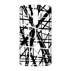 Black and white abstract design LG G3 Back Case