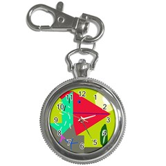 Abstract bird Key Chain Watches