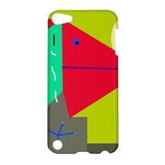 Abstract bird Apple iPod Touch 5 Hardshell Case