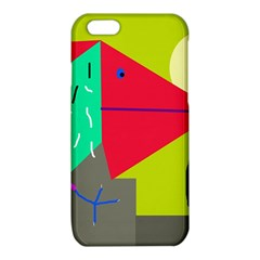Abstract bird iPhone 6/6S TPU Case