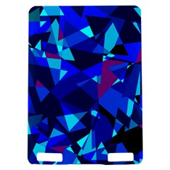 Blue broken glass Kindle Touch 3G