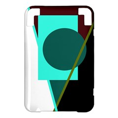 Geometric abstract design Kindle 3 Keyboard 3G