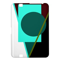 Geometric abstract design Kindle Fire HD 8.9