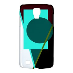 Geometric abstract design Galaxy S4 Active