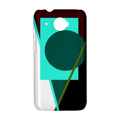 Geometric abstract design HTC Desire 601 Hardshell Case