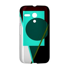 Geometric abstract design Motorola Moto G