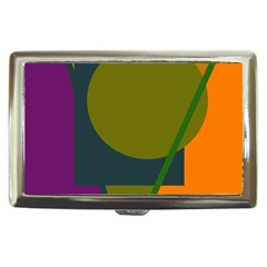 Geometric abstraction Cigarette Money Cases