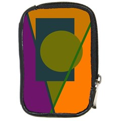Geometric abstraction Compact Camera Cases