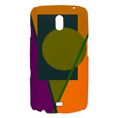Geometric abstraction Samsung Galaxy Nexus i9250 Hardshell Case