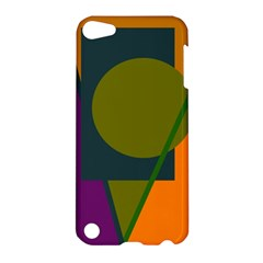 Geometric abstraction Apple iPod Touch 5 Hardshell Case