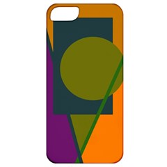 Geometric abstraction Apple iPhone 5 Classic Hardshell Case
