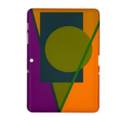 Geometric abstraction Samsung Galaxy Tab 2 (10.1 ) P5100 Hardshell Case