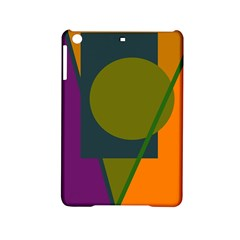 Geometric abstraction iPad Mini 2 Hardshell Cases