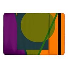 Geometric abstraction Samsung Galaxy Tab Pro 10.1  Flip Case