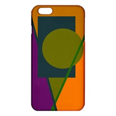 Geometric abstraction iPhone 6 Plus/6S Plus TPU Case