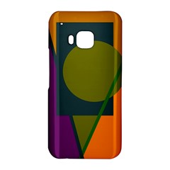 Geometric abstraction HTC One M9 Hardshell Case