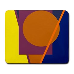 Geometric Abstract Desing Large Mousepads
