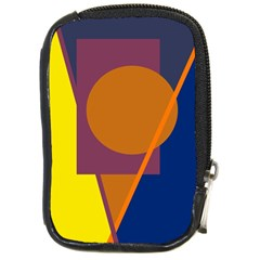 Geometric abstract desing Compact Camera Cases