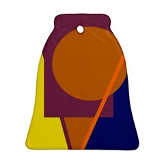 Geometric abstract desing Ornament (Bell)