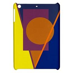 Geometric abstract desing Apple iPad Mini Hardshell Case