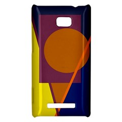 Geometric abstract desing HTC 8X