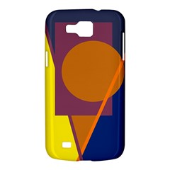 Geometric abstract desing Samsung Galaxy Premier I9260 Hardshell Case