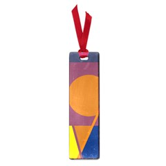 Geometric abstract desing Small Book Marks