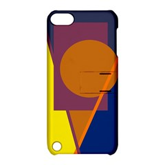 Geometric abstract desing Apple iPod Touch 5 Hardshell Case with Stand