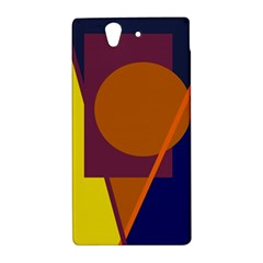 Geometric abstract desing Sony Xperia Z