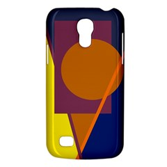 Geometric abstract desing Galaxy S4 Mini