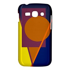 Geometric abstract desing Samsung Galaxy Ace 3 S7272 Hardshell Case