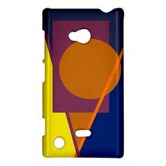 Geometric abstract desing Nokia Lumia 720