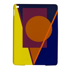 Geometric abstract desing iPad Air 2 Hardshell Cases