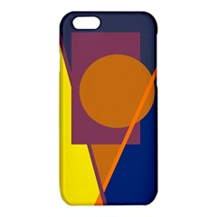 Geometric abstract desing iPhone 6/6S TPU Case