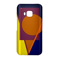 Geometric abstract desing HTC One M9 Hardshell Case