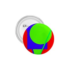 Colorful geometric design 1.75  Buttons