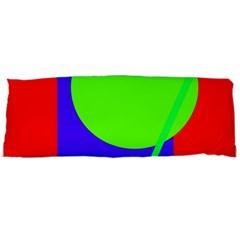Colorful geometric design Body Pillow Case Dakimakura (Two Sides)