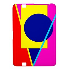 Colorful geometric design Kindle Fire HD 8.9