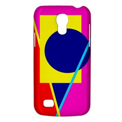 Colorful geometric design Galaxy S4 Mini