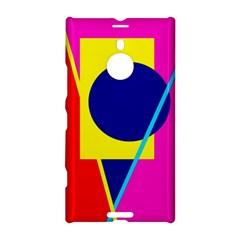 Colorful geometric design Nokia Lumia 1520