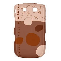Brown abstract design Torch 9800 9810