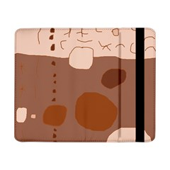 Brown abstract design Samsung Galaxy Tab Pro 8.4  Flip Case